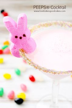 This PEEPS® Cocktail