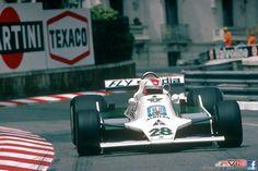 f1 1979 Monaco-Clay Regazzoni, Williams FW07