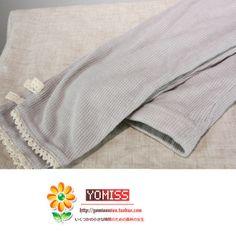 Lovely lace grey legging - US$ 12.72