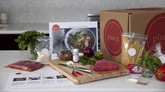 Plated Full Meal Subscription Box