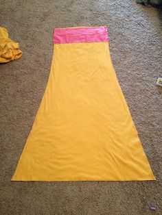 Melody's Voice: Tutorial :: Sew a Maxi Skirt in Half an Hour