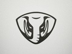Elephant sports logo - photo#21