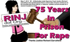 Thank You, Justice Carruthers