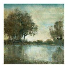Serene Reflection Art $379 pretty colors