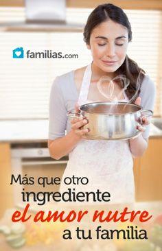 Existe un ingrediente secreto que todo miembro de la familia debería conocerlo y usarlo, ¿cuál es?