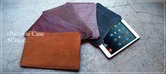 【ROBERU】Roberu iPad Mini Premium Leather Sleeves