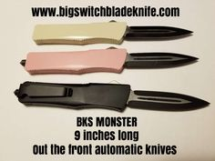 978 Best Girls And Knives Images Switchblade Knife