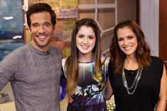 Laura Marano was on The Better Show!!!!