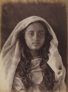 Young Ceylonese woman plantation worker, c.1875-1878, Julia Margaret Cameron (National Media Museum, Bradford)