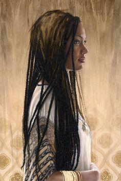 Princess Nehemia Ytger (from Throne of Glass by Sarah J Maas)
