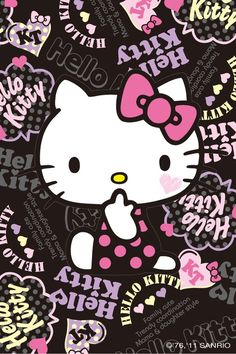 Hello Kitty.