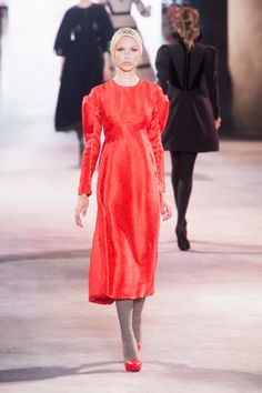 Défile Ulyana Sergeenko Haute couture Automne-hiver 2013-2014 - Look 36