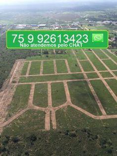 Sua chance de constuir sua casa ,Lotes Proximo a Uefs R29.400,00 infraestrutura…
