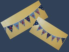 And a few for the boys!! #bunting