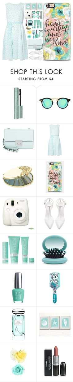 """Have Courage and Be Kind // Casetify (07)"" by itsybitsy62 ❤ liked on Polyvore featuring Michael Kors, Dorothy Perkins, Monsoon, Casetify, Fujifilm, Zara, KORA Organics by Miranda Kerr, OPI, Tokidoki and By Terry"