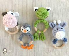 Mesmerizing Crochet an Amigurumi Rabbit Ideas. Lovely Crochet an Amigurumi Rabbit Ideas. Crochet Baby Toys, Crochet Diy, Crochet Amigurumi, Love Crochet, Baby Blanket Crochet, Crochet For Kids, Amigurumi Doll, Crochet Animals, Crochet Dolls
