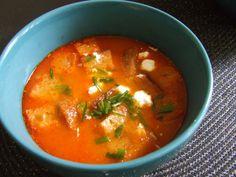 Zupa cebulowo-paprykowa