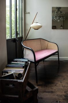 There's Nothing Like Cane Furniture - The Socialite Family Living Room Seating, Living Room Sofa, Living Room Interior, Home Interior Design, Living Room Furniture, Living Room Inspiration, Interior Inspiration, Interior Ideas, Home Living