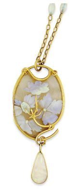 CollectingFineJewels: An Art Nouveau Rene LALIQUE bash at the next auction by Christie's King Street in London