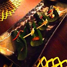 Introducing a new guest reviewer for FooDiva, SJ who visits a new Thai in town, Green Spices at Sofitel Dubai Downtown. Here's her review. #dubai #restaurants #thai #food #foodiva