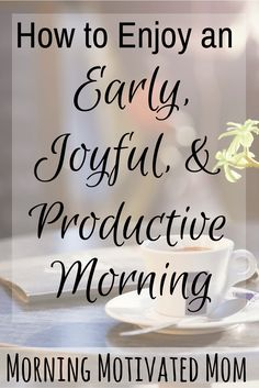 Do you want to make waking early a habit? I want to share tips on how to get up early! Here is how to enjoy early mornings in 8 steps. How to Enjoy an Early, Joyful, and Productive Morning Kikki K, Morning Morning, Morning Person, Early Morning, Miracle Morning, Morning People, Night Routine, Morning Routines, Daily Routines