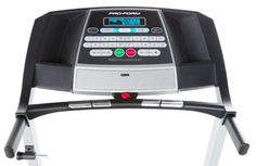 Console of ProForm 6.0 RT treadmill