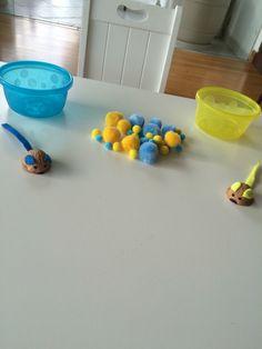 Alimentando os ratinhos