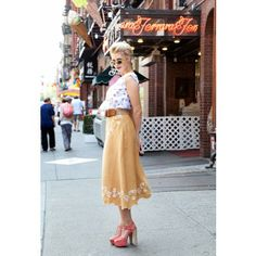 Anika skirt in Toffee - Skirts - Women