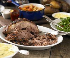 Low FODMAP Recipe - Slow-roast shoulder of pork http://www.ibssano.com/low_fodmap_recipe_slow_roast_shoulder_pork.html