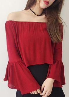 Blusas de moda ¡17 Increíbles modelos Juveniles! en 2019 ...
