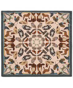 Silken Favours - Quintessentially English Silk Scarf