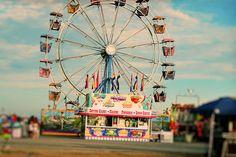 Go on a Ferris wheel