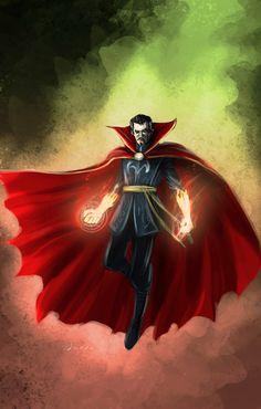 supreme sourcer Marvel Avengers Games, Marvel Art, Marvel Comics, Strange Magic, Doctor Strange, Mystic Arts, Sanctum Sanctorum, Strange Photos, Marvel Wallpaper