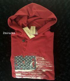 c5906fd8ac Ralph Lauren Denim Supply Eagle USA FLAG Shawl Collar Sweatshirt Hoodie L  Large  RalphLauren