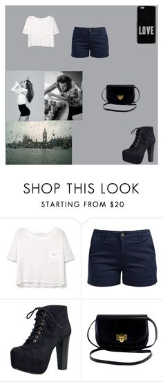 """""""#22"""" by deniseromero20 on Polyvore featuring moda, MANGO, Barbour, Speed Limit 98 y Givenchy"""