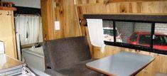 CHEVROLET Van G20 Alkoven Horizon 170 Camper 4,3 V6 Aut. 1985, Servolenkung, 4 Schlafplätze, Moskitonetze, 12 + 220 Volt
