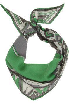 Handkerchief scarf $120