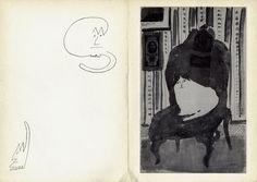 Saul Steinberg, cats