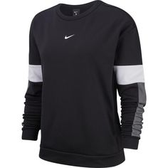 Nike thermawomen's long-sleeve training topsweat-wicking must-have for your workout. the nike therma top provides p SCHEELS Nike Clothes, Back To School Sales, Nike Sweatshirts, Nike Outfits, Shop Usa, Amanda, Nike Women, Long Sleeve, Sweaters