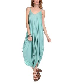 This 42POPS Lucite Harem-Leg Jumpsuit by 42POPS is perfect! #zulilyfinds