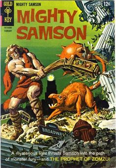Mighty Samson 13
