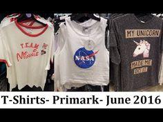 Women's T-Shirts June 2016