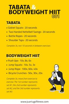 Total Body Conditioning- Tabata & Bodyweight HIIT 001 – Famous Last Words Body Weight, Weight Loss, Hiit Benefits, What Is Hiit, Tabata Workouts, Bodyweight Routine, Fat Workout, Boxing Workout, High Intensity Workout