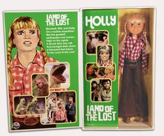 New Custom Land of The Lost Mego Holly Toy Doll Kathy Coleman Land Of The Lost, Doll Toys, Dolls, 70s Toys, Rafting, Childhood Memories, Thunder, Sci Fi, Earth