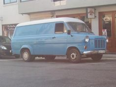 Ford Transit Forum • View topic - Mk 1 TRANSITS MALTA [ PHOTOS ] Classic Cars British, Mk 1, Vintage Vans, Ford Transit, Commercial Vehicle, Car Wrap, Camper Van, Plumbing, Tiny House