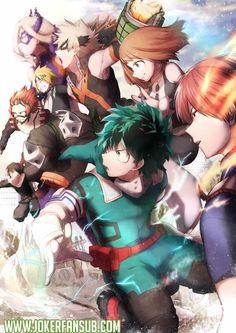 Boku no Hero Academia 121 JokerFansub