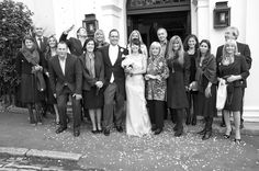 Ashley's Wedding in Hamstead north west London