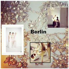 Berlin by cat-forsley on Polyvore featuring gold and beautiful