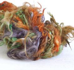 alpaca lock yarn