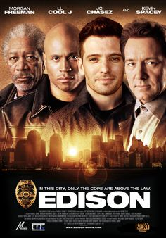 JC Chasez in Edison #NSYNC members in Justin Timberlake movies: http://www.nextmovie.com/blog/justin-timberlake-n-sync-posters/